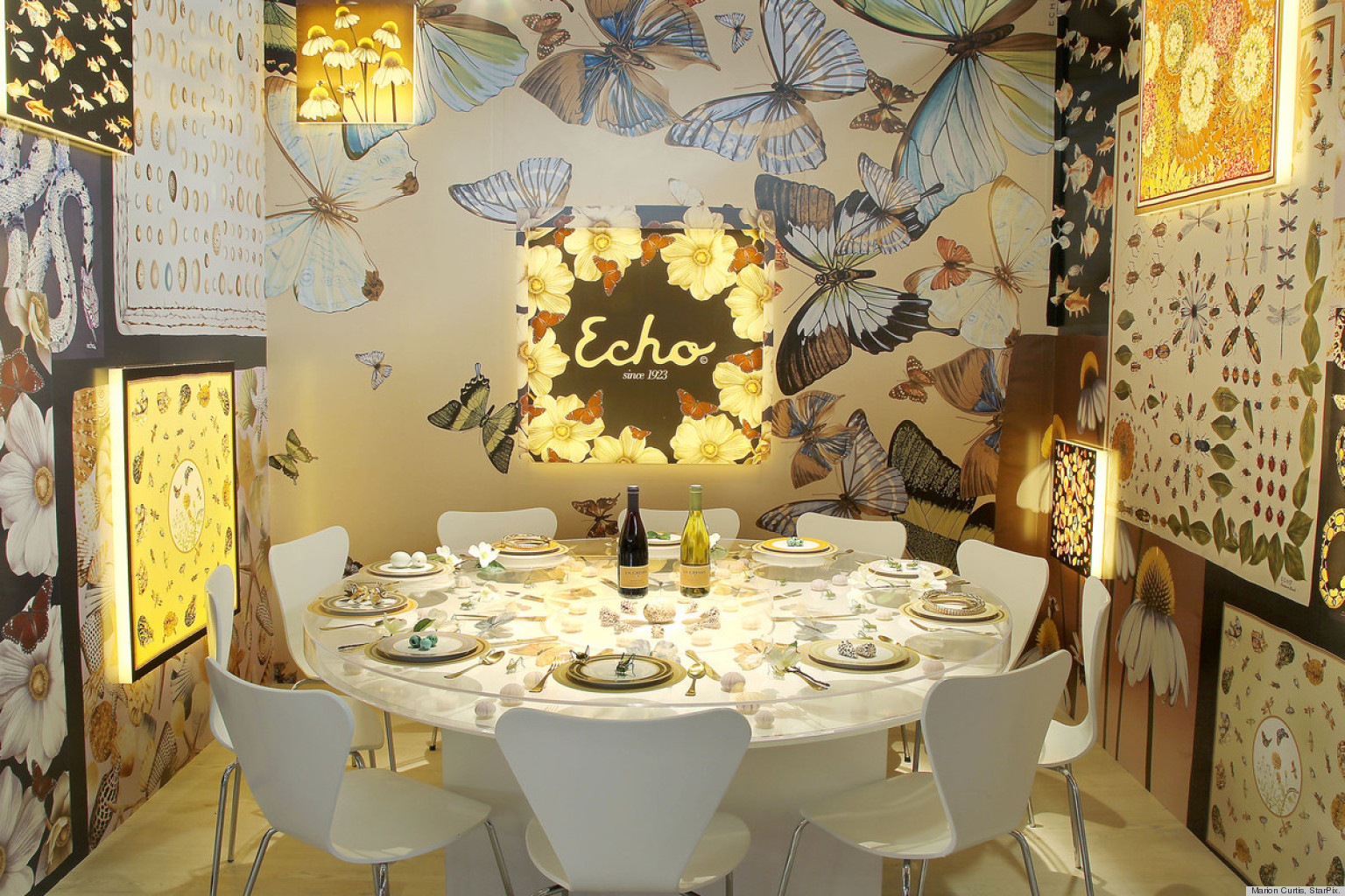 DIFFA Dining By Design 2013s 10 Most Stunning Tables PHOTOS