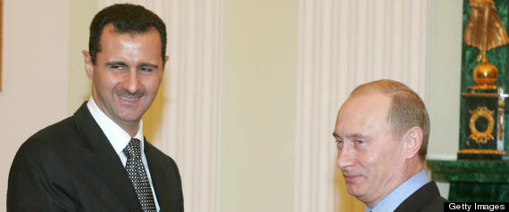 SYRIA APPEALS TO BRICS ASSAD