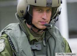 Prince William's Helicopter Co. Restructures, Leaves More Time For Baby