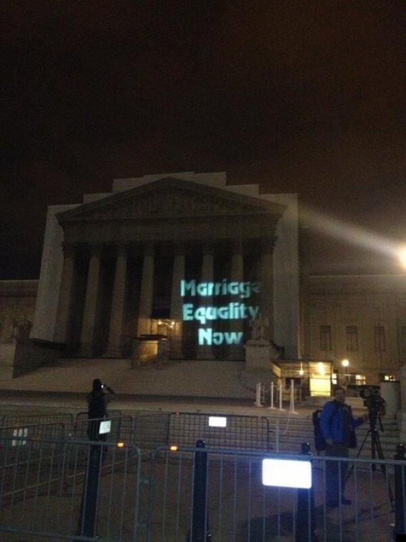 supreme court lighting