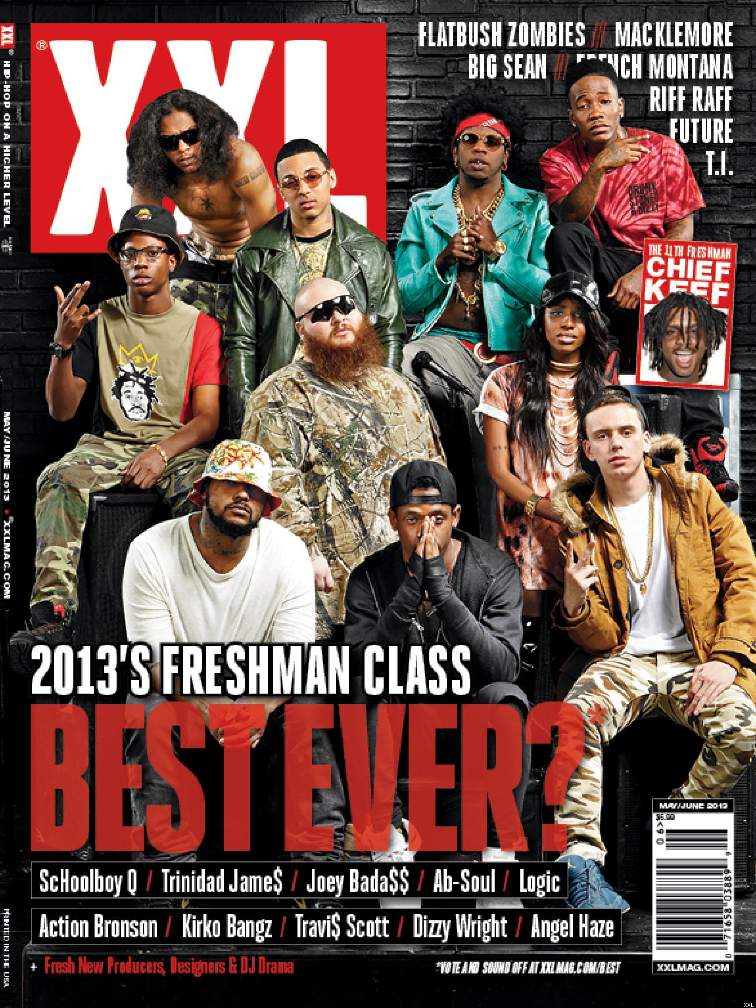 Xxl Freshman 2007 XXL Freshman Cl...