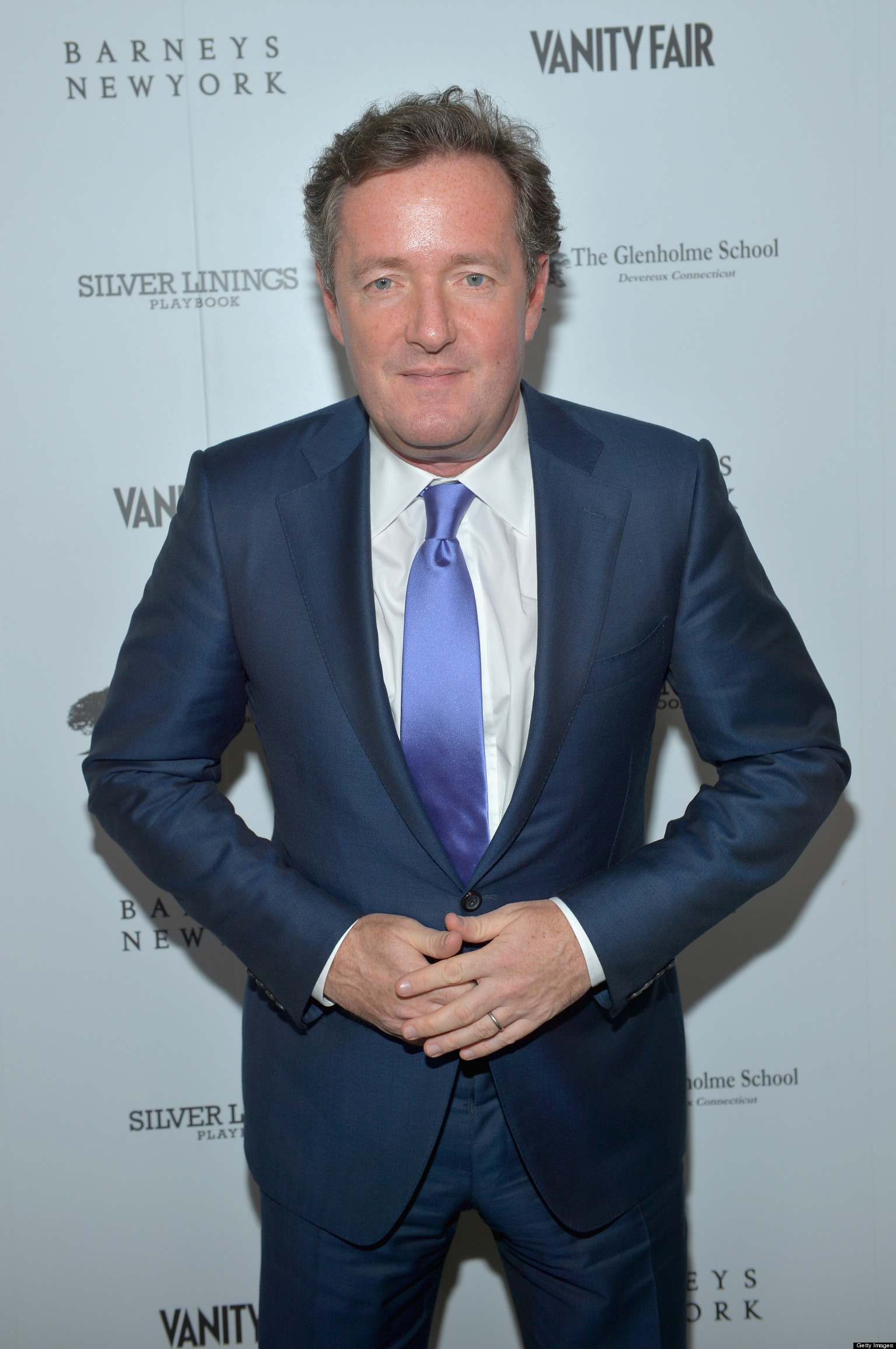 Is piers morgan gay