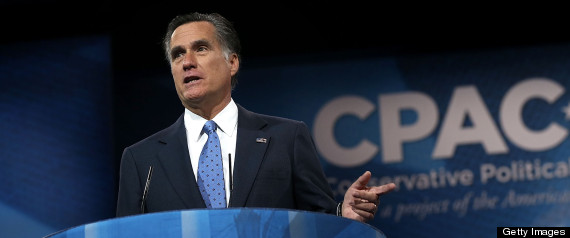 MITT ROMNEY AFTER ELECTION