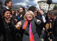 Edith Windsor At SCOTUS: DOMA Plaintiff Emphasizes Humanity Over Economics After Court Hearing