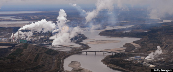 SUNCOR OILSANDS LEAK