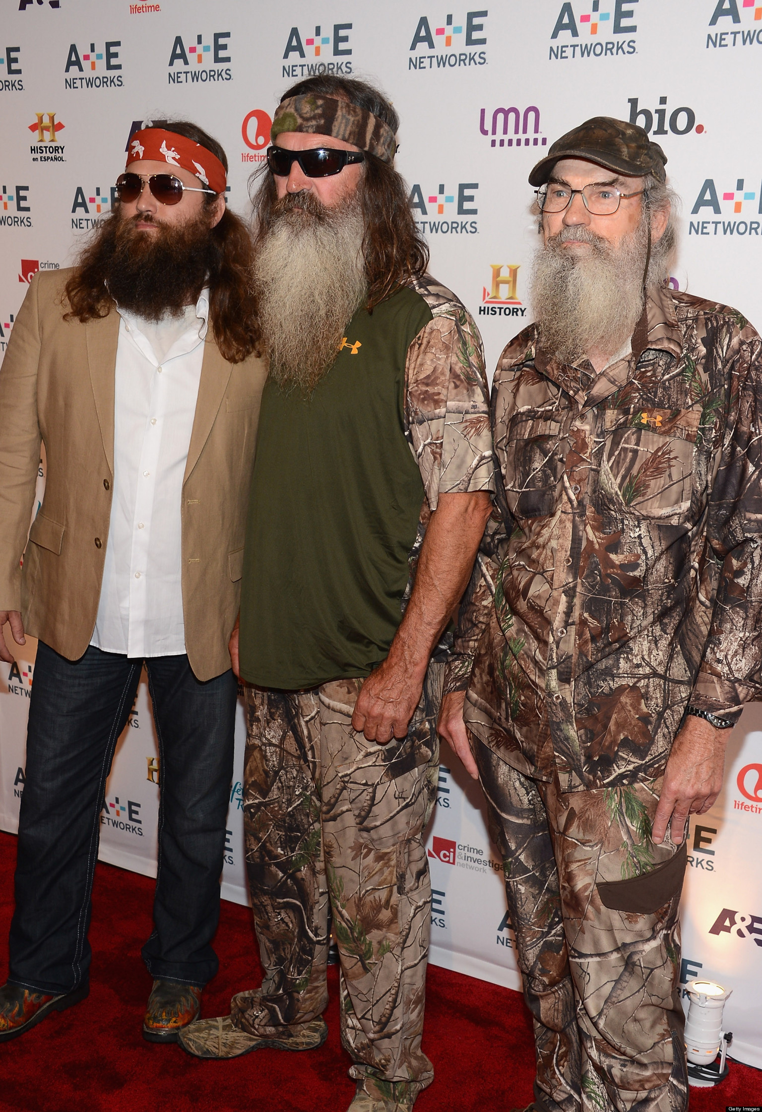 Si Robertson Duck Dynasty Willie