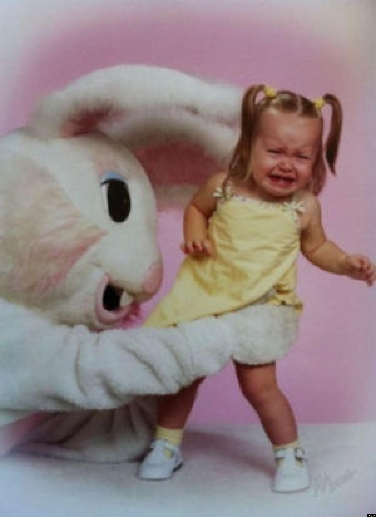 17 creepy easter bunny costumes photos huffpost
