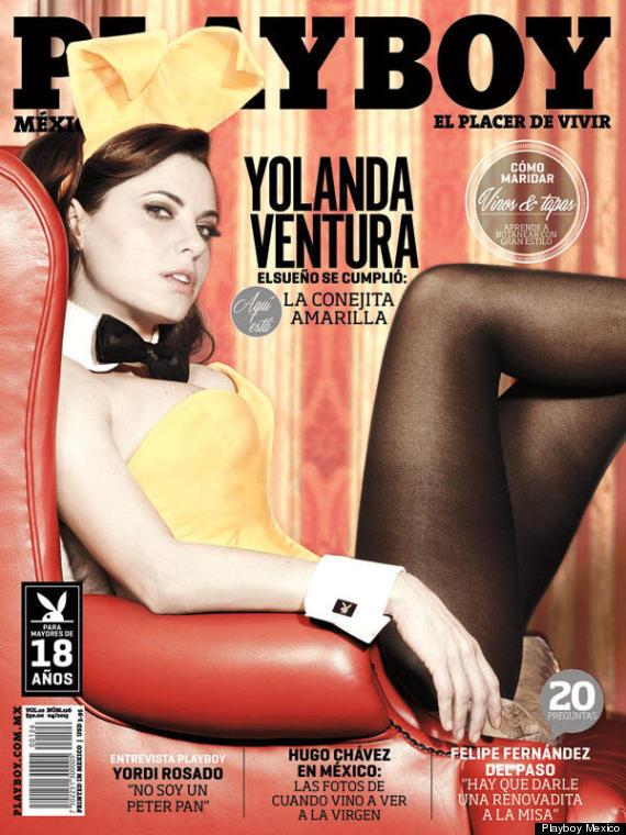 Yolanda Ventura Playboy2