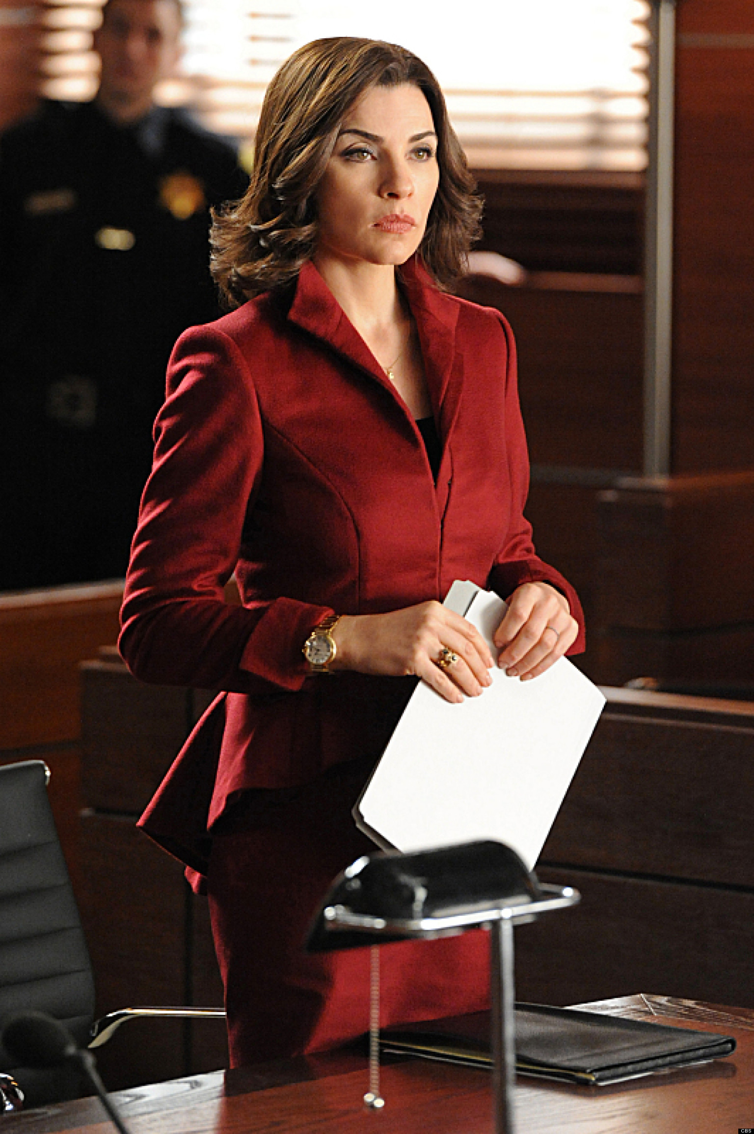 The Good Wife Renewed For Season 5   HuffPost