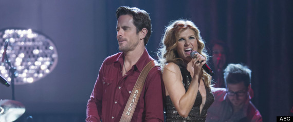 Nashville Abc Connie Britton Chip Esten