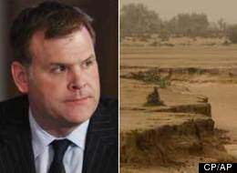 John Baird Un Droughts And Deserts Convention
