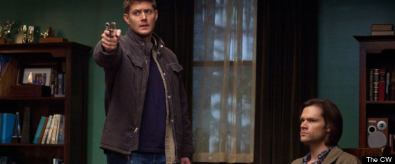SUPERNATURAL FREAKS AND GEEKS RECAP