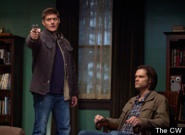 Sam & Dean Visit Victor's School For Teenage Hunters