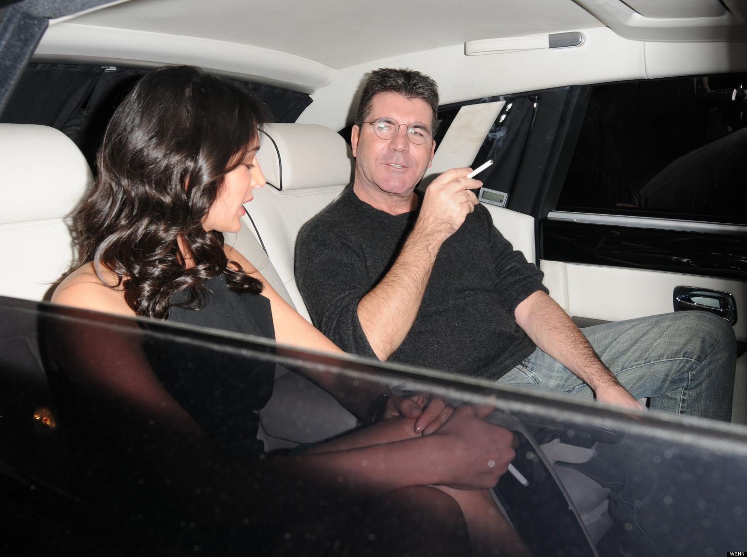 Simon Cowell Has Specs Appeal  Simon Cowell Private Jet