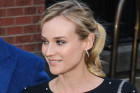 Diane Kruger's Thigh-Highs Are Probably Boots, Definitely...