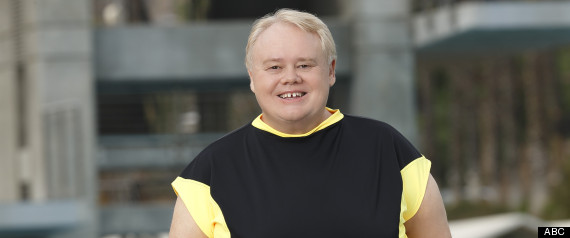 Louie Anderson Splash