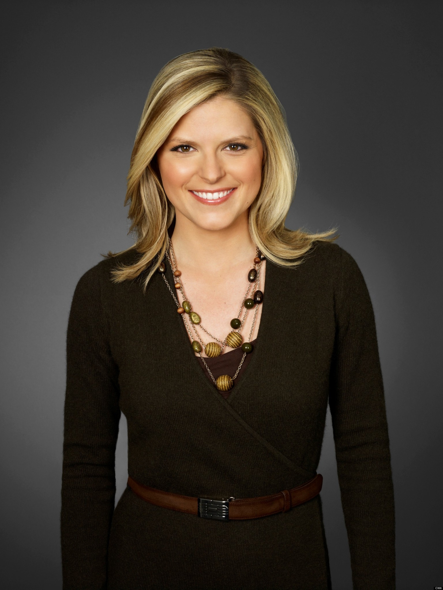 Kate Bolduan an American broadcast journalist