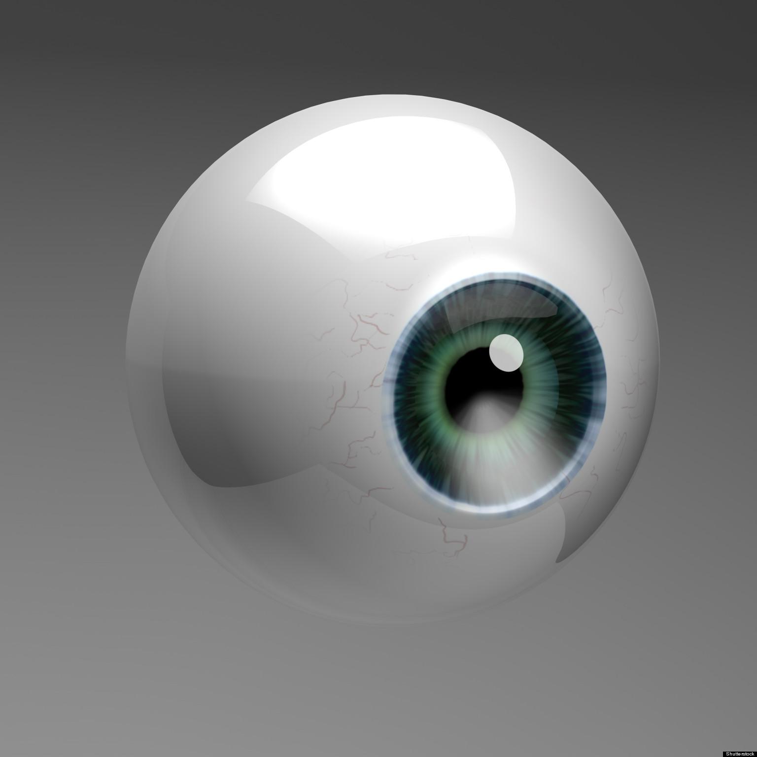Real Eye Ball