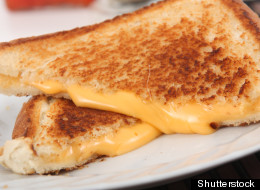 Grilled Cheese Glory