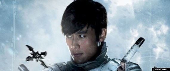 LEE BYUNG HUN GI JOE RETALIATION