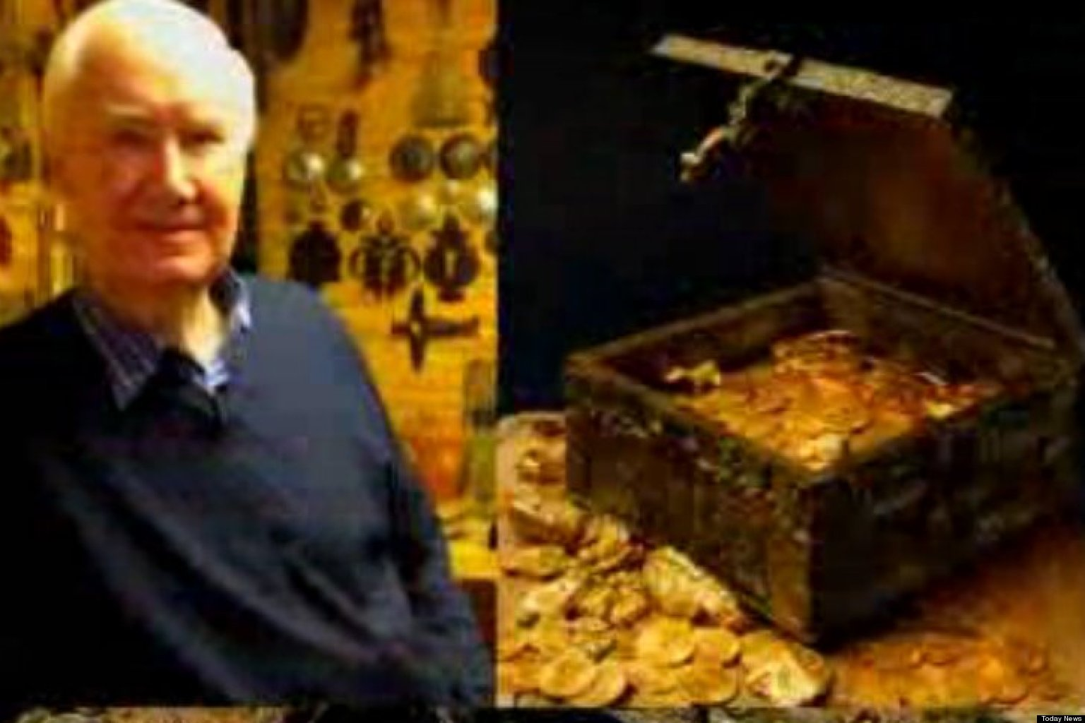 Forrest Fenn Reveals New Clue In Hunt For Million Dollar Treasure