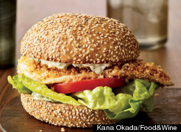 Recipe Of The Day: Fish Sandwich