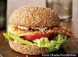 Recipe Of The Day: Fish Sandwich
