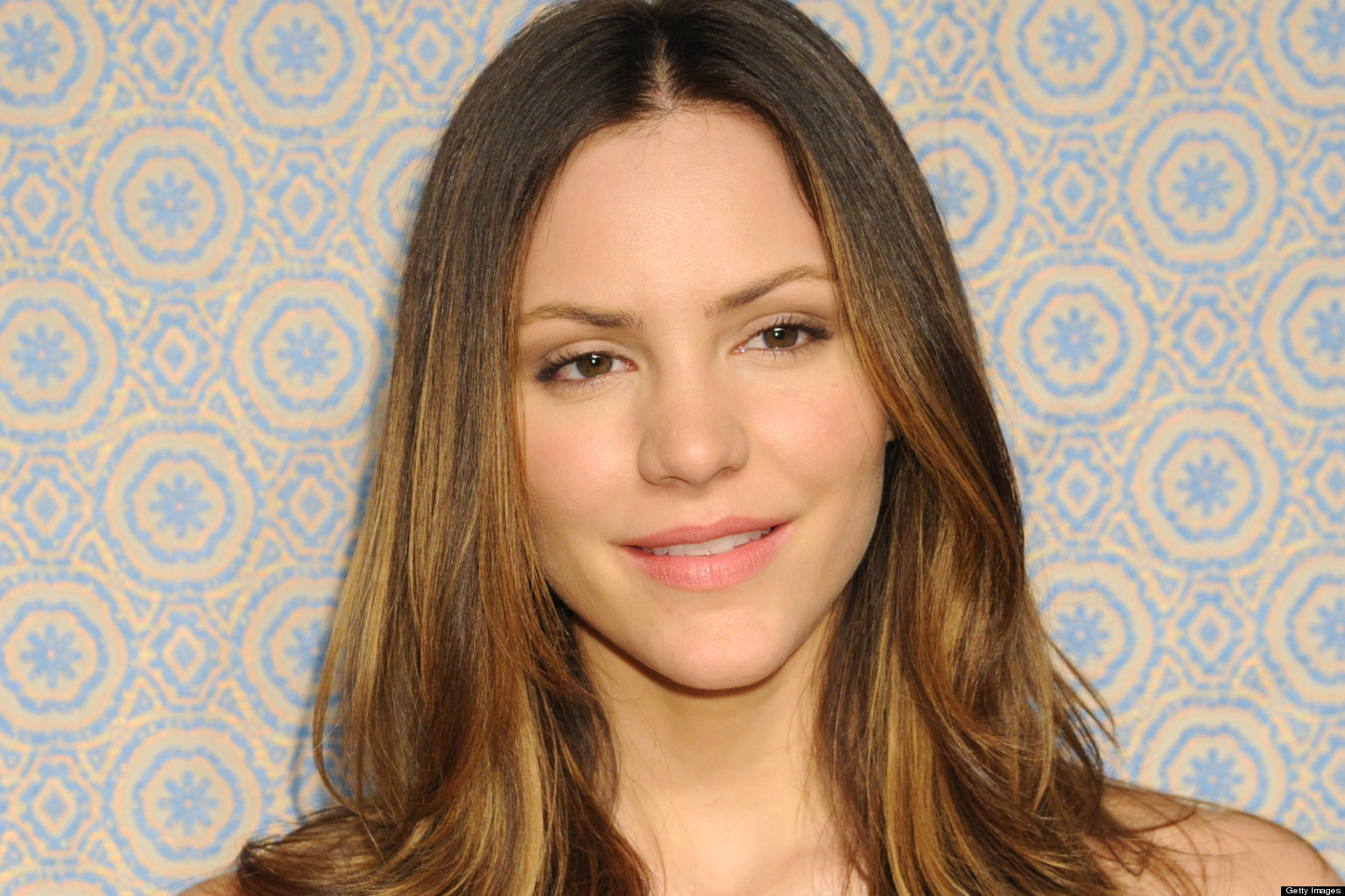 LOOK: Katharine McPhee Cut Off All Her Hair!