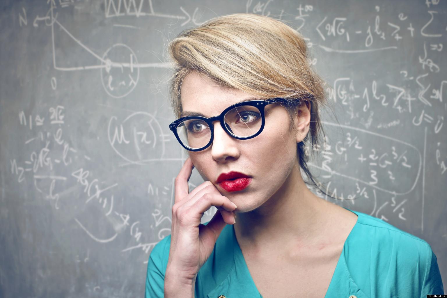 Why smart people don't make sense