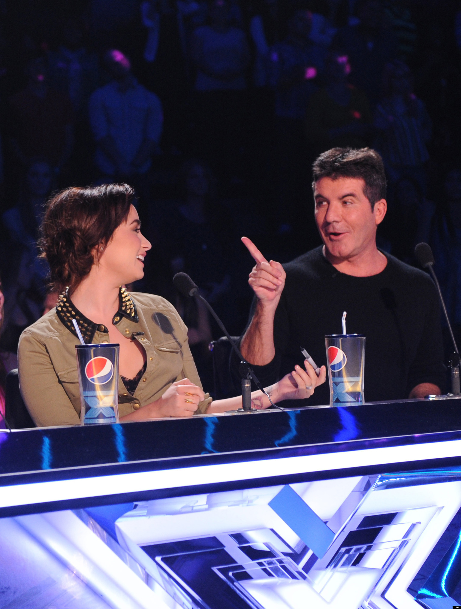 X Factor Judges 2013 Demi Lovato Demi Lovato Returning ...