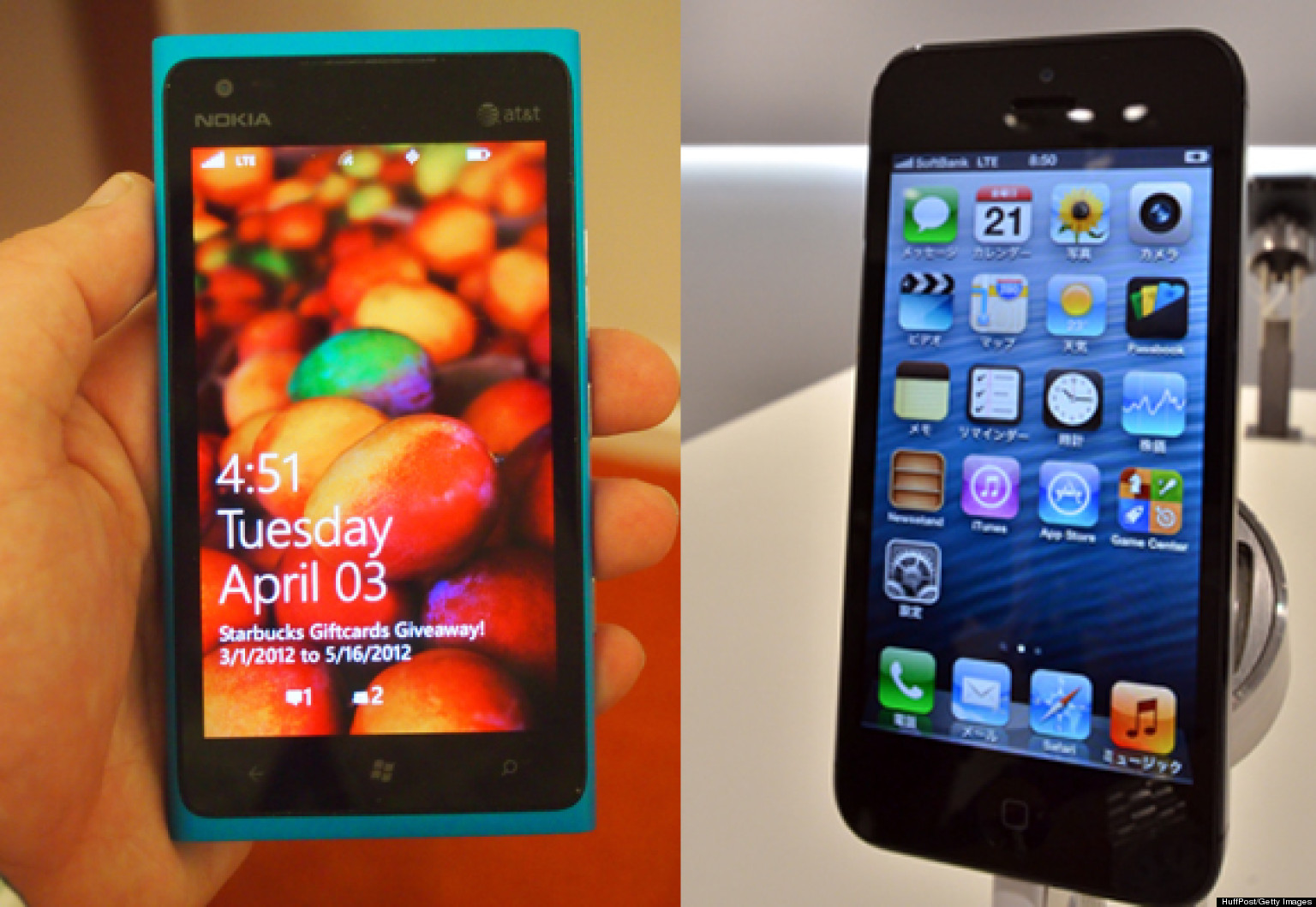 Windows Phone Beating iPhone In 7 Countries: What That ...