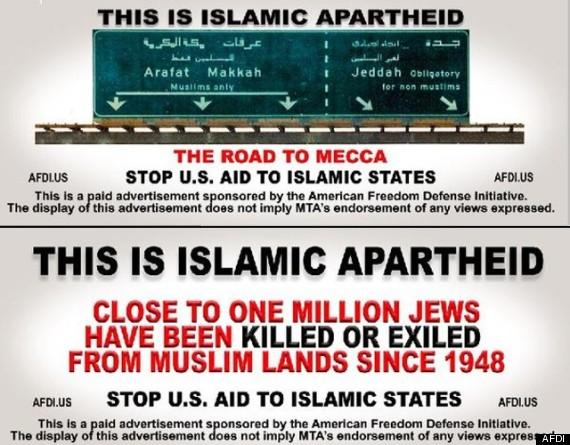 anti muslim