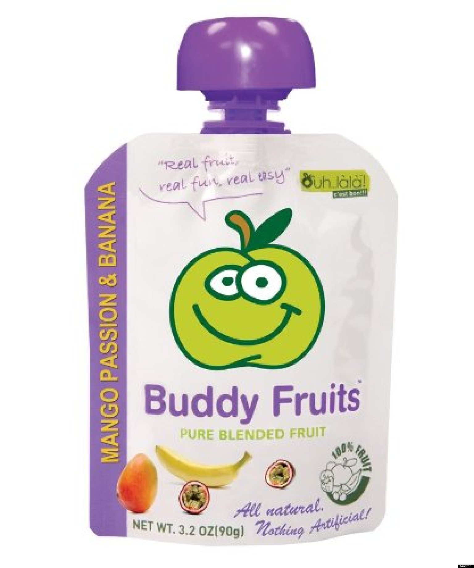 Fruit pouches for kids