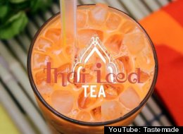WATCH: Is Thai Iced Tea The Best Iced Tea?