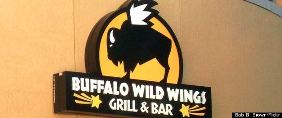 BUFFALO WILD WINGS POLICE