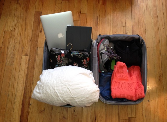 Why i want to live out of a suitcase even when i 39 m not for Living life as a minimalist