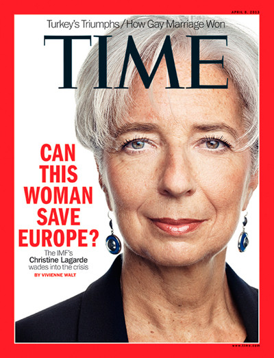 lagarde time