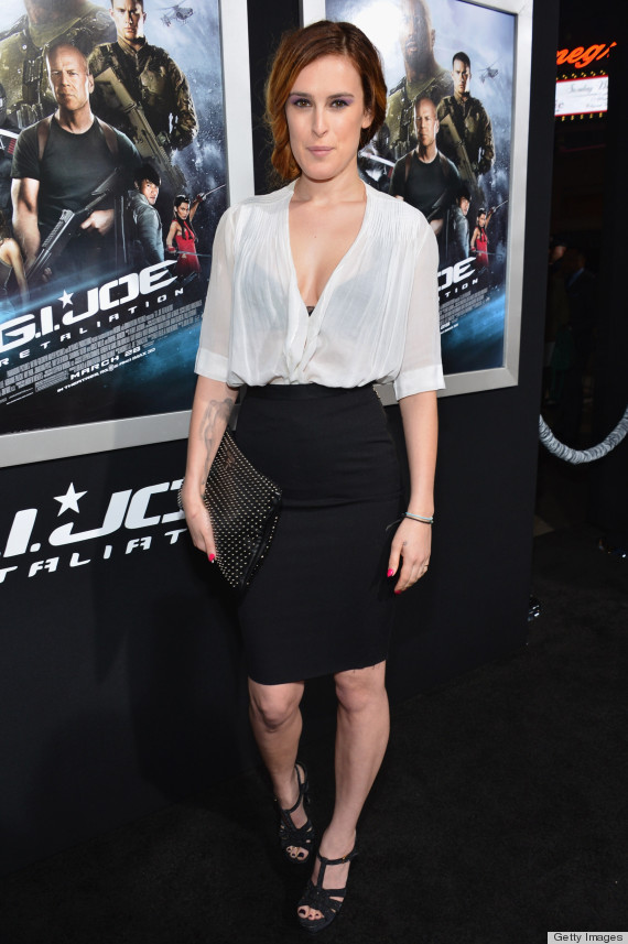 rumer willis sheer shirt