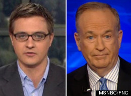 Chris Hayes Bill Oreilly