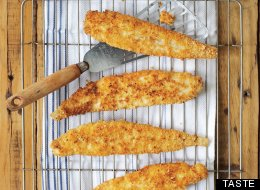 Sole Recipe Fish Breaded