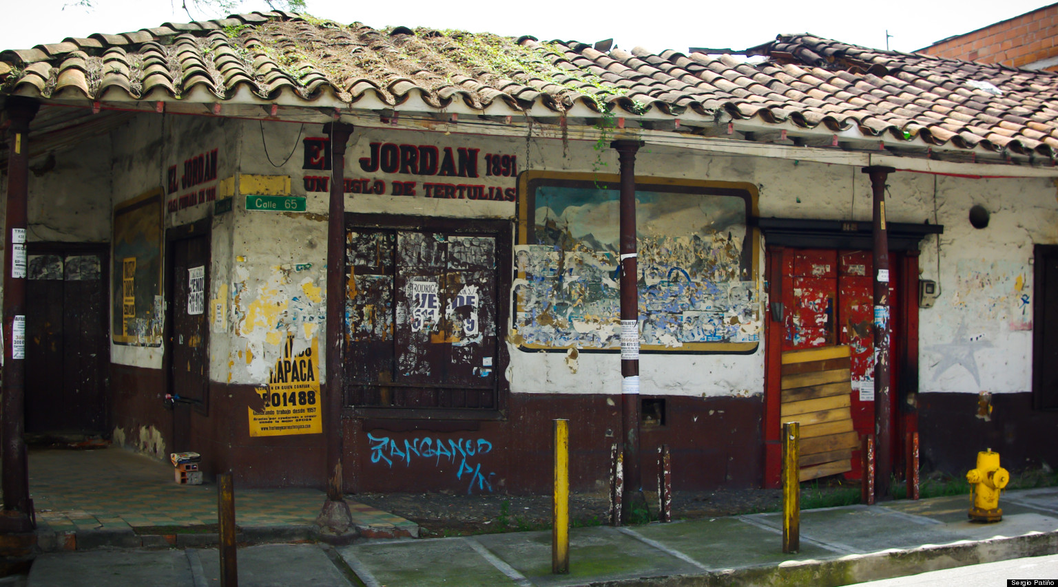 Searching For An Old City In Medellin Colombia Huffpost
