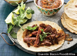Taco Recipes Chicken Mexican