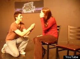 WATCH: The Funniest Way To Pop The Question?