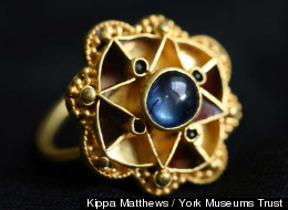Mysterious Ring May Have Ancient Royal Origins