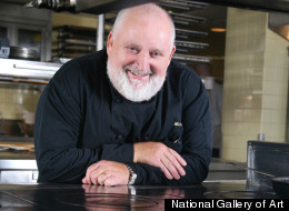 The National Gallery Of Art's New Celebrity Chef