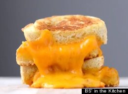 WATCH: April Is Grilled Cheese Month!