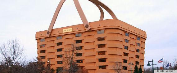 BUILDINGS THAT LOOK LIKE SOMETHING ELSE