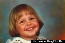 Who's That Girl? Katherine Heigl Tweets Toddler Picture
