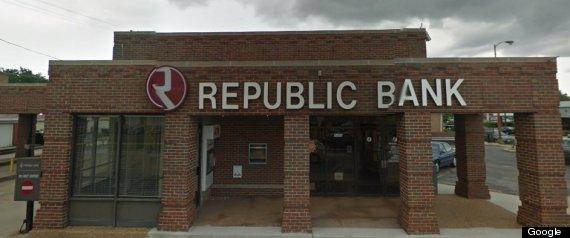 REPUBLIC BANK OF CHICAGO FEDERAL BORROWING