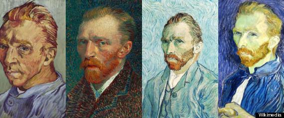 Vincent Van Gogh Birthday